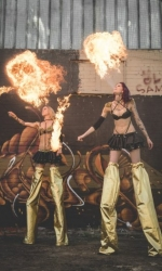 Agentur für Feuershows Erfurt